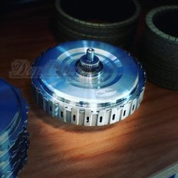 DQ500 Upgrade Kupplungskit - ST2 - 1100Nm HD 13 Disc inkl...